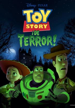 Toy Story ¡de terror!