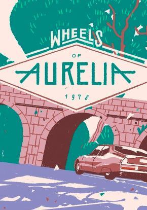 Wheels of Aurelia - Carátula
