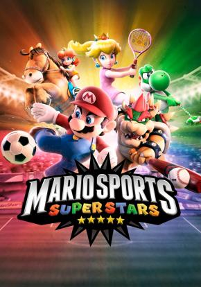 Mario Sports Superstars - Carátula