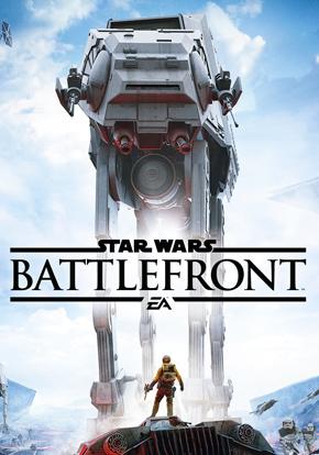 Caratula Star Wars Battlefront