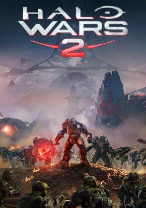 Halo Wars 2 - Carátula final