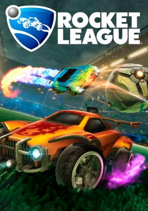 Rocket League - Carátula