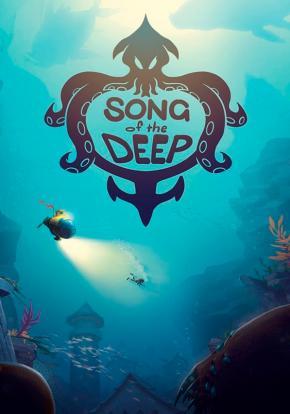 Song of the Deep - Carátula