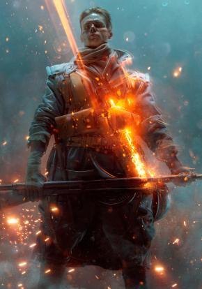 Battlefield 1: They Shall Not Pass - Carátula