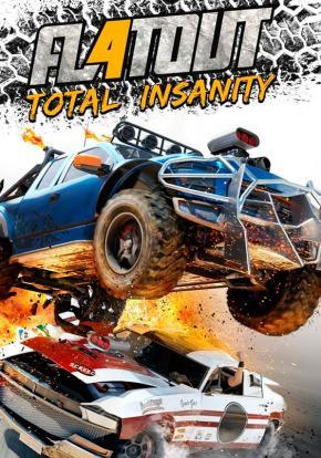 FlatOut 4: Total Insanity - Carátula