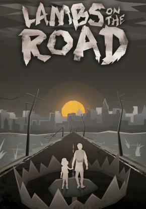 Lambs on the Road - Carátula