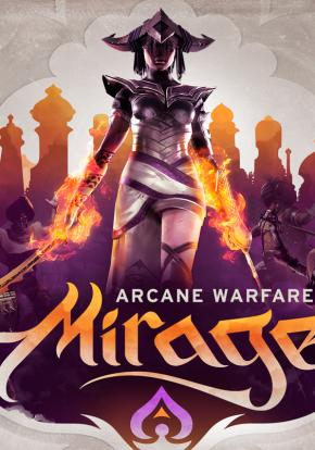 Mirage: Arcane Warfare - Carátula
