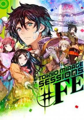 Tokyo Mirage Sessions #FE - Carátula