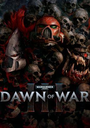 Warhammer 40.000: Dawn of War III - Carátula