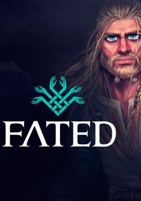 FATED: The Silent Oath - Carátula