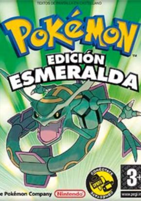 Ficha Pokemon Esmeralda