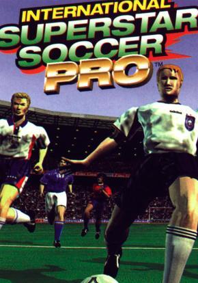 International Superstar Soccer Pro - Carátula