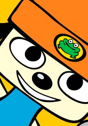 PaRappa The Rapper Remastered - Carátula
