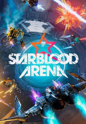 StarBlood Arena - Carátula