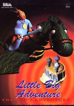 Little Big Adventure cartel