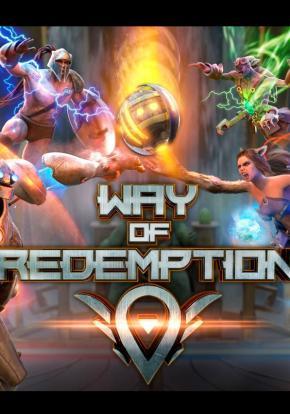 Way of Redemption - Carátula
