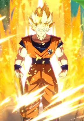 Dragon Ball FighterZ Carátula