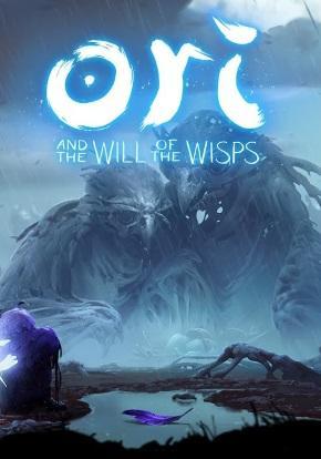 Ori and the Will of the Wisps carátula
