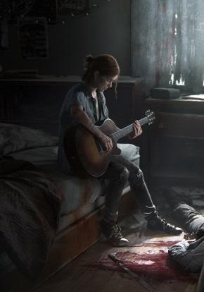 The Last of Us 2 Portada