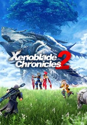 xenoblade chronicles 2 portada
