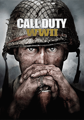 Call of Duty WWII Caratula