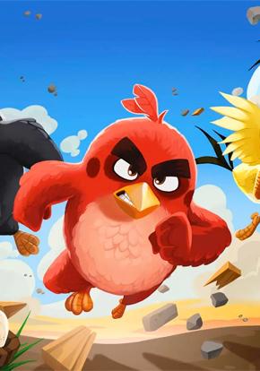 Ficha Angry Birds Evolution