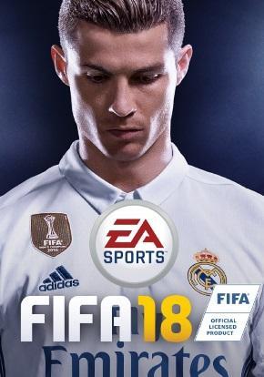 FIFA 18 Carátula