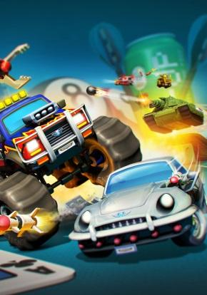 Micromachines World Series Portada