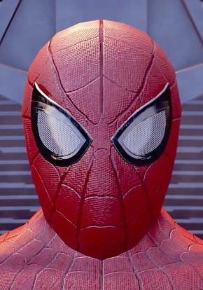 Spider-Man VR Portada
