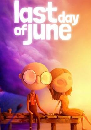 Last Day of June portada