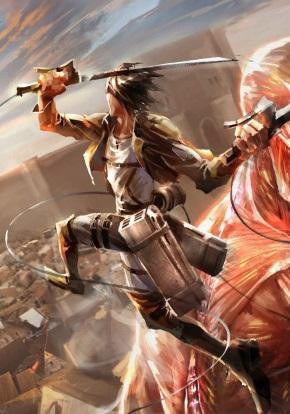 Attack on Titan 2 Portada