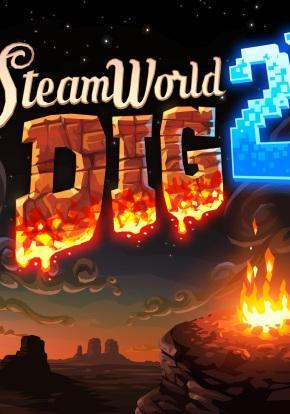 SteamWorld Dig 2 Portada