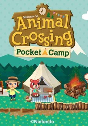 Animal Crossing Pocket Camp Portada