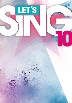 Carátula Let's Sing 10
