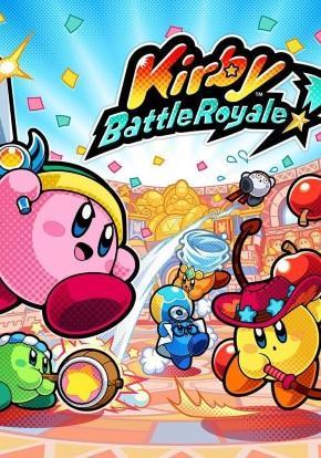 Kirby Battle ROyale portada