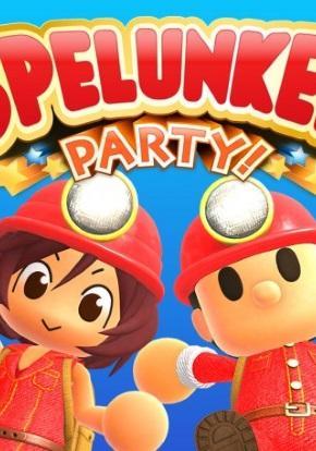 Spelunker Party Portada