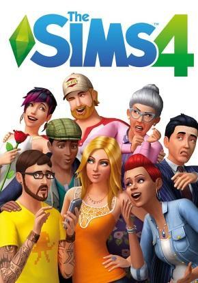 Los Sims 4 carátula