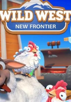 Wild West Portada