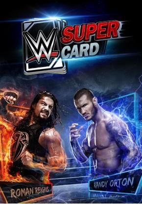 WWE Supercard portada