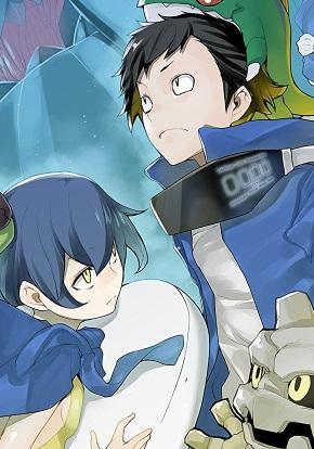 Digimon ciber sleuth ps4 portada