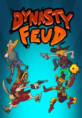 Dynasty Feud portada