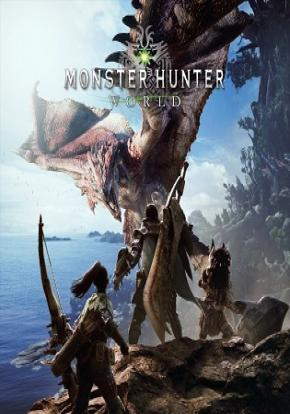 Monster Hunter World - Caratula