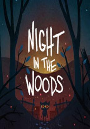Night in the Woods portada