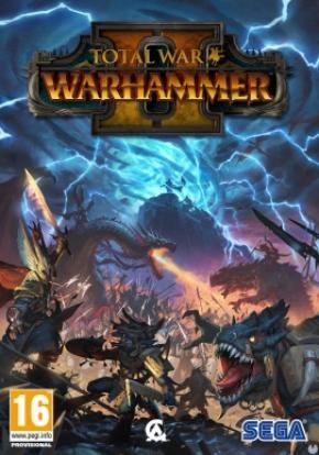 Total War Warhammer II - Caratula