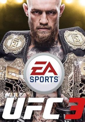 UFC 3 Portada