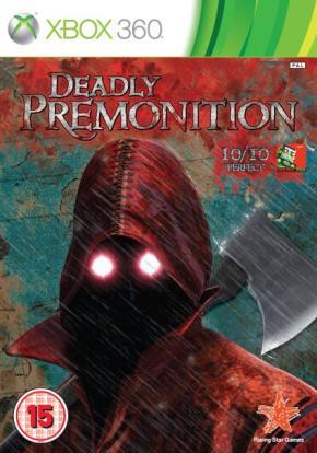 Deadly Premonition portada
