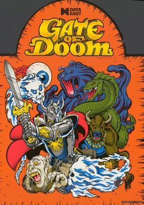 Gate of Doom Portada