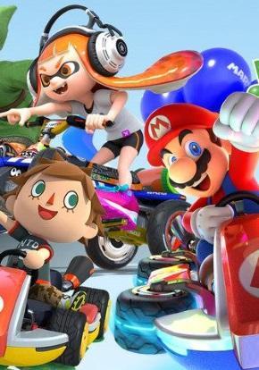 Mario Kart Tour Portada
