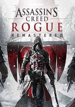 portada Assassin's Creed Rogue Remastered
