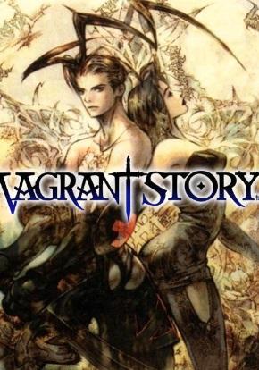Vagrant Story Portada